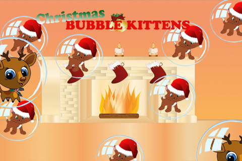 Screenshot Christmas Kittens