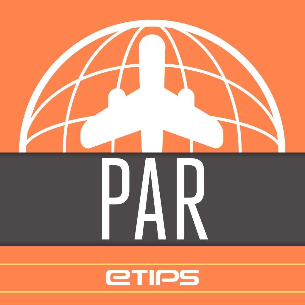 パリ 旅行ガイド - 拡張現実感ありのオフラインの市街地図およびメトロ - 観光者向けの公式シティーガイド. - eTips LTD