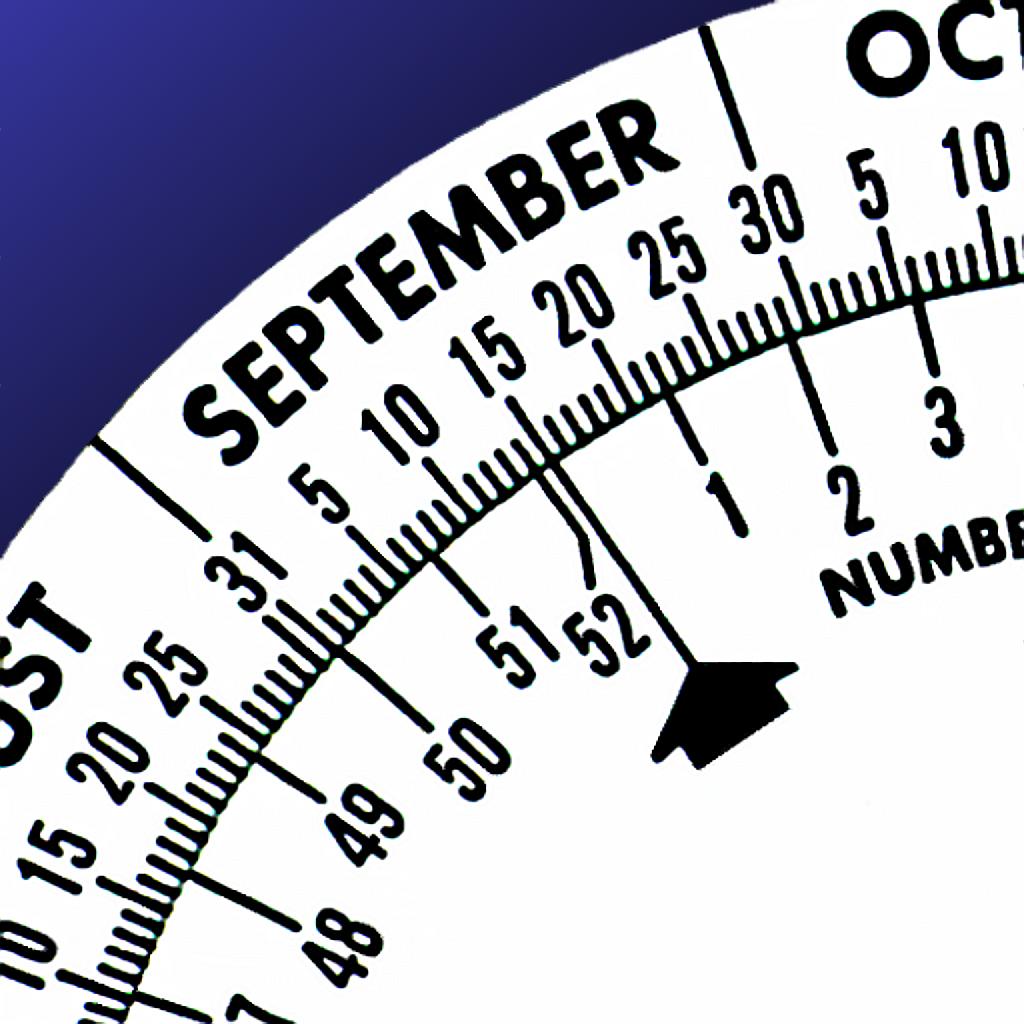 Date Wheel date calculator - Creative Algorithms