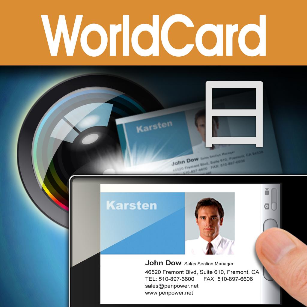 WorldCard Mobile Lite - 名刺認識管理 - Penpower Technology Ltd.