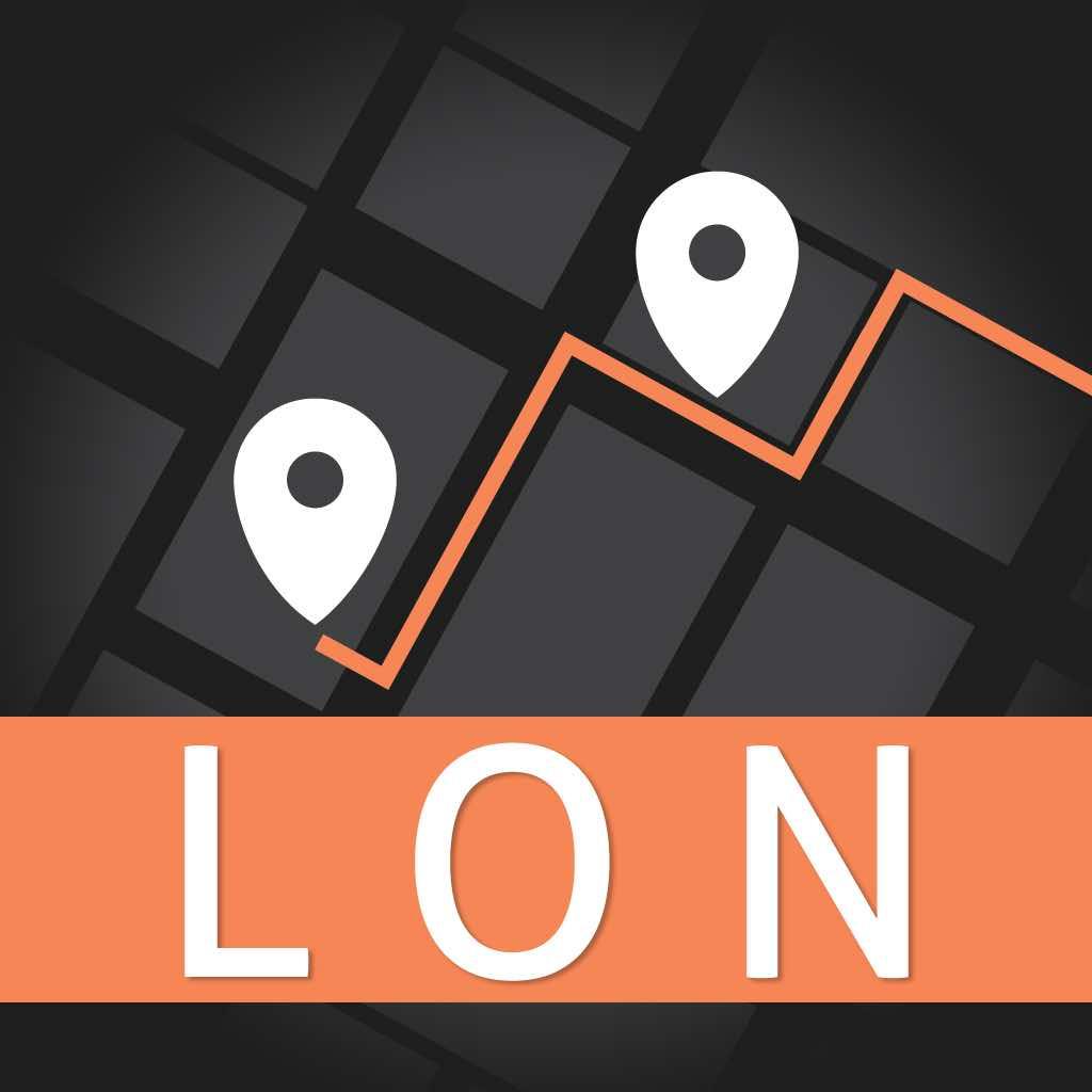 ロンドン 旅行ガイド - 拡張現実感ありのオフラインの市街地図およびメトロ - 観光者向けの公式シティーガイド.